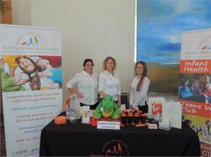 Sponsors of Joe DiMaggio Children's Hospital Pediatric Symposium