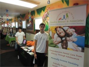 Sandra Brener and Associates present at Lil Rascals' Open House in cooper City